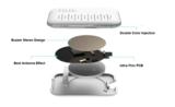 Nut Mini Smart Bluetooth keyfinder (Wit)_