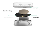 Nut Mini Smart Bluetooth keyfinder (Groen)_