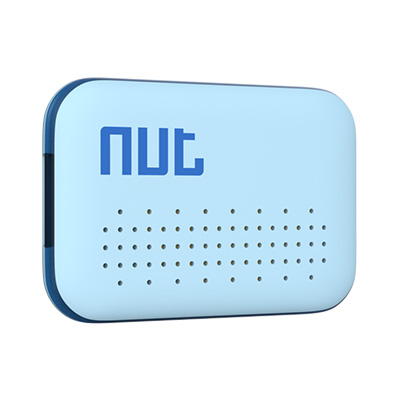 Nut Mini Smart Bluetooth keyfinder (Blauw)