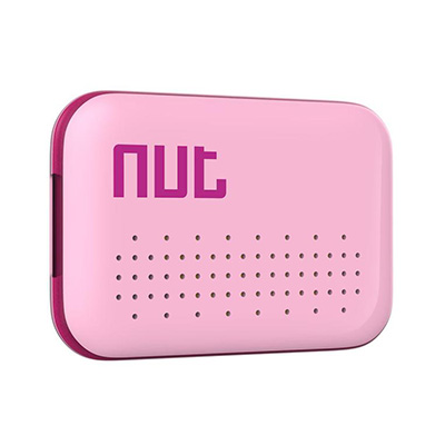 Nut Mini Smart Bluetooth keyfinder (Roze)